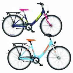 Kettler Kinder-Fahrrad Grinder Girl (26 Zoll)
