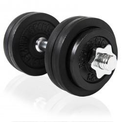 Sport-Tiedje Kurzhantel 15kg