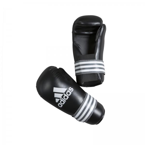 adidas Kickbox-Handschuhe Semi Contact schwarz