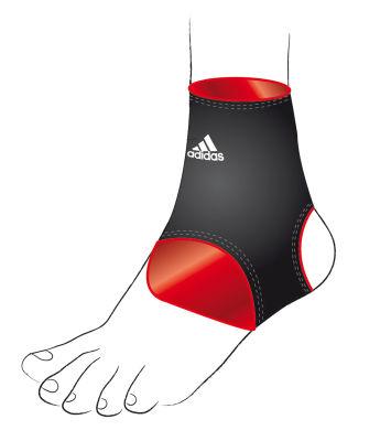 adidas Fußgelenk-Bandage