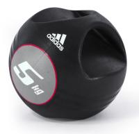 adidas Dual Grip Medizinball Detailbild