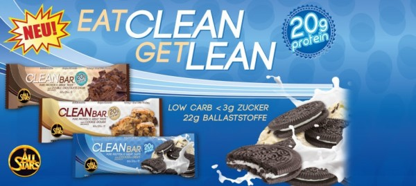 All Stars Clean Bar Proteinriegel