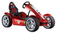 Berg Gokart Ferrari FXX Exclusive Detailbild