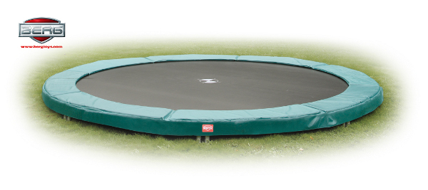 Berg Toys Trampolin InGround Champion