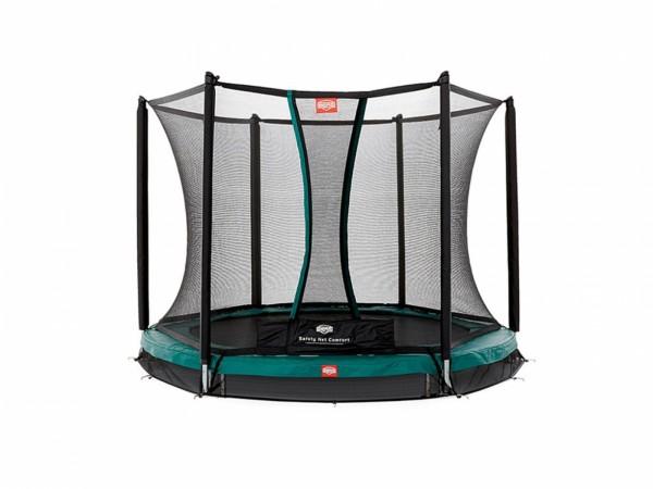berg inground trampolin talent sicherheitsnetz comfort kaufen test sport tiedje. Black Bedroom Furniture Sets. Home Design Ideas