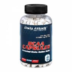 Body Attack BCAA Kapseln jetzt online kaufen