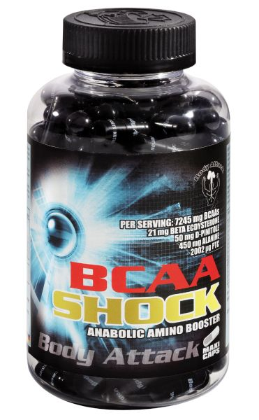 Body Attack BCAA Shock