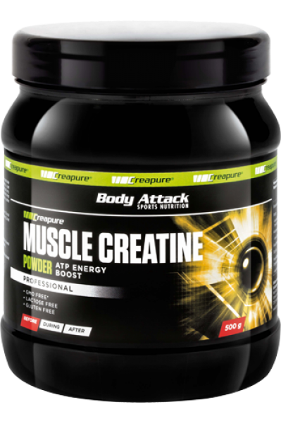 Body Attack Muscle Creatine