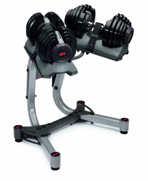 Bowflex SelectTech Set BF1090 + Hantelständer