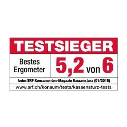 Testsiegel cardiostrong BX60