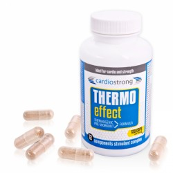 cardiostrong Thermo effect