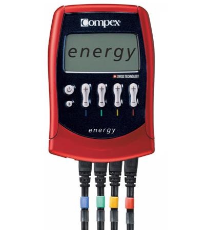 Compex Energy mi-Ready Muskelstimulator