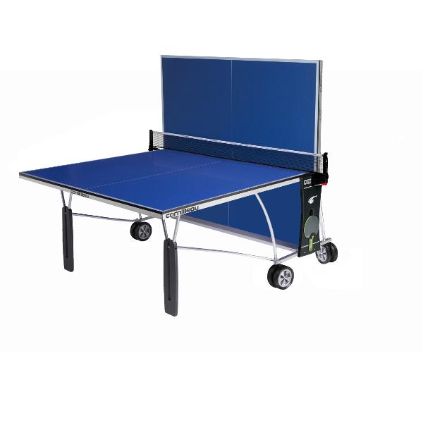 cornilleau tischtennisplatte sport 250 indoor blue kaufen test sport tiedje. Black Bedroom Furniture Sets. Home Design Ideas