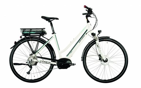 Corratec E-Bike E-Power 28 Active 10S (Wave, 28 Zoll) Limited Edition