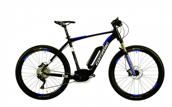 Corratec E-Bike E Power X-Vert 650B CX (Diamant, 27.5 Zoll)