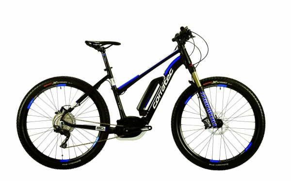 Corratec E-Bike E Power X-Vert 650B CX NYON (Trapez, 27.5 Zoll)