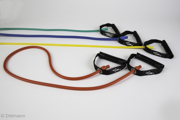 Body-Tube mit flexiblem Griff