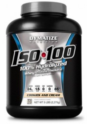 Dymatize ISO 100 Whey Isolate Protein jetzt online kaufen