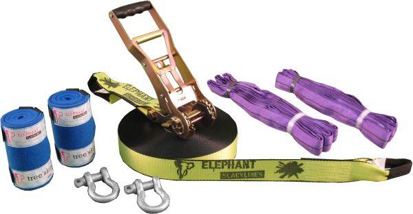Elephant Slackline freak flash'line