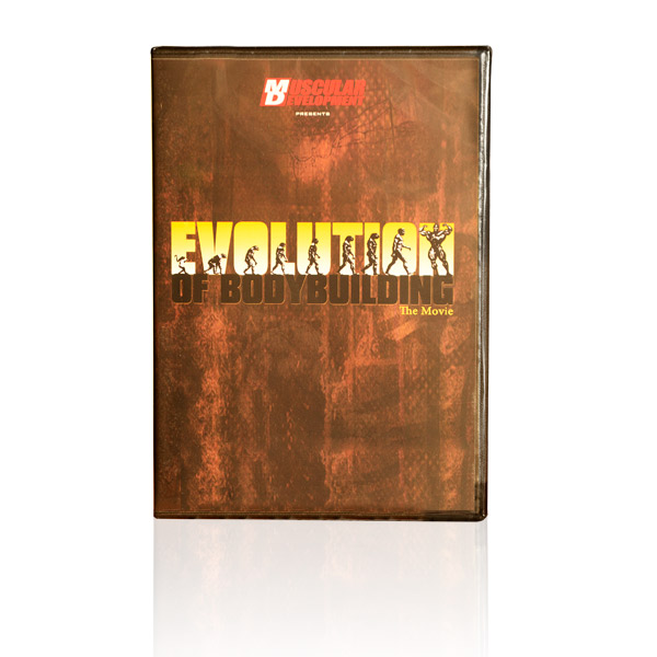 Evolution of Bodybuilding - Der Film (DVD)