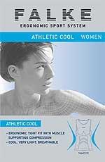 Falke Athletic Cool Singlet Women Detailbild