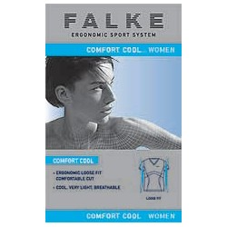 Falke Comfort Cool Short Sleeve Women Detailbild