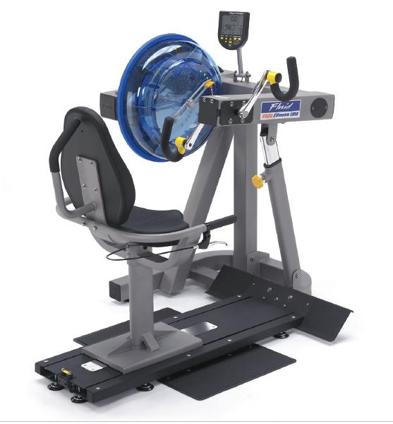 First Degree Fitness Fluid Upperbody Ergometer E820