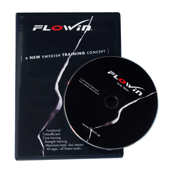 Flowin Friction Zubehör Übungs-DVD 1