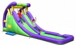 HappyHop Wasserrutsche Twin mit Pool jetzt online kaufen