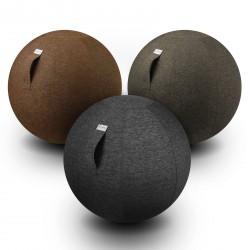 Hock VLUV Sitzball / Gymnastikball im Stoffbezug jetzt online kaufen