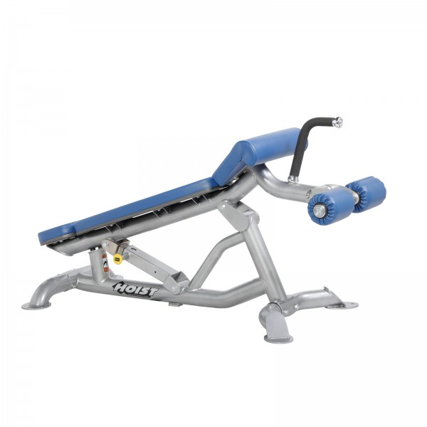 Hoist Adjustable Flat/Decline Bench