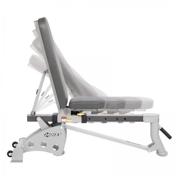 Hoist Folding Foldup/Incline Bench Hantelbank