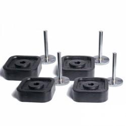 Ironmaster Gewichtsscheiben-Kit für Quick Lock Kurzhanteln jetzt online kaufen