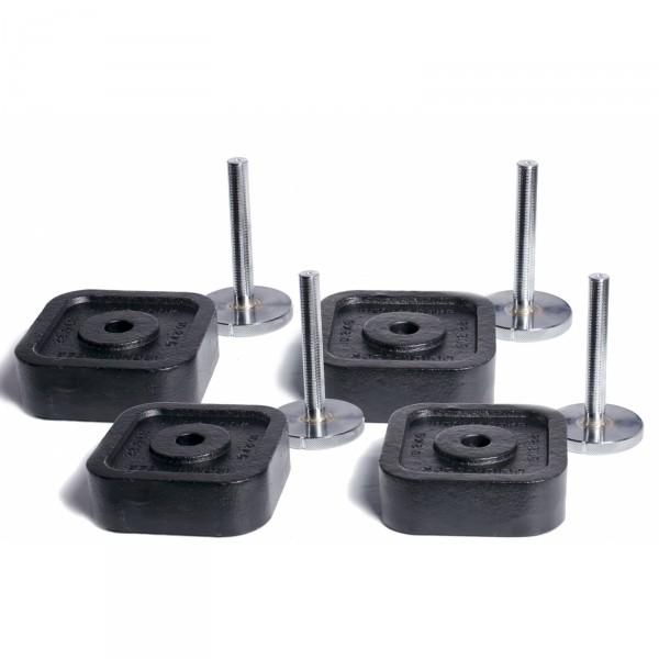 Ironmaster Gewichtsscheiben-Kit für Quick Lock Kurzhanteln