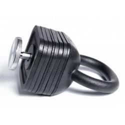 Ironmaster Quicklock Kettlebell-Set (Griff + Gewichtscheiben)