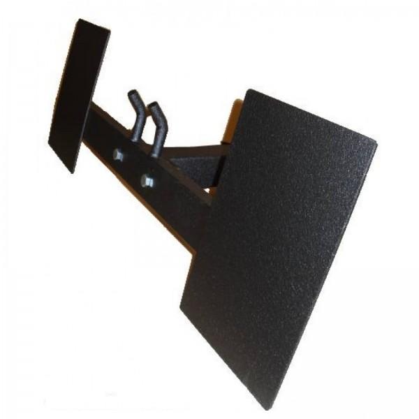 Ironmaster Fußplatte für Kabelzugturm