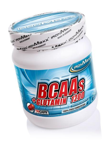 IronMaxx BCAA`s + Glutamin 1200