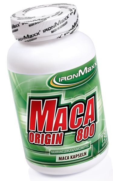 IronMaxx Maca Origin 800
