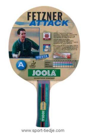 Joola tischtennisschl ger fetzner attack kaufen test for 10 table tennis rules