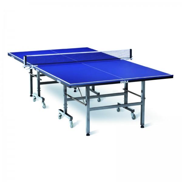 Joola Tischtennisplatte Transport, blau