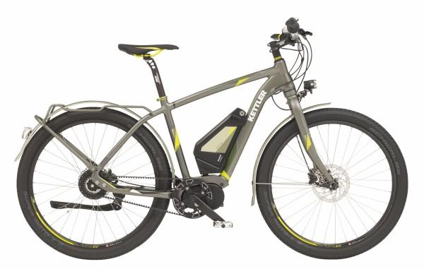 green fahrräder test