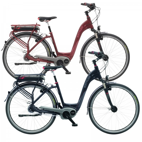 Kettler E-Bike Traveller E Tour RT (Wave, 28 Zoll)