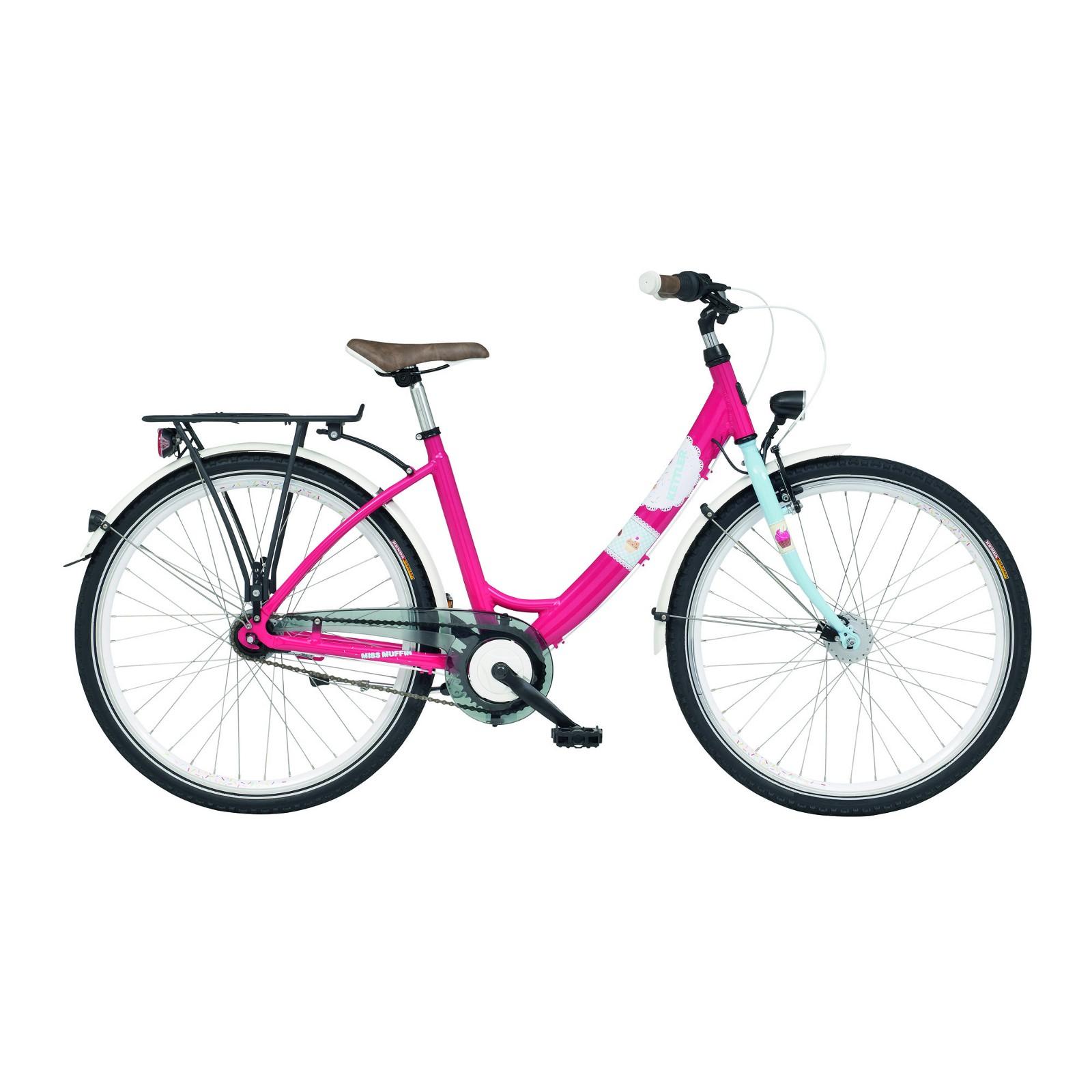 kettler kinder fahrrad layana girl 24 zoll g nstig. Black Bedroom Furniture Sets. Home Design Ideas
