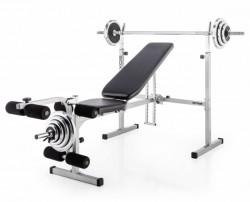 Kettler Axos Hantelbank Weight Bench