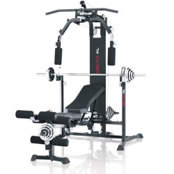 Kettler Fitnesscenter Delta XL inkl. Curlpult, Kurzhantel- und Langhantelset jetzt online kaufen