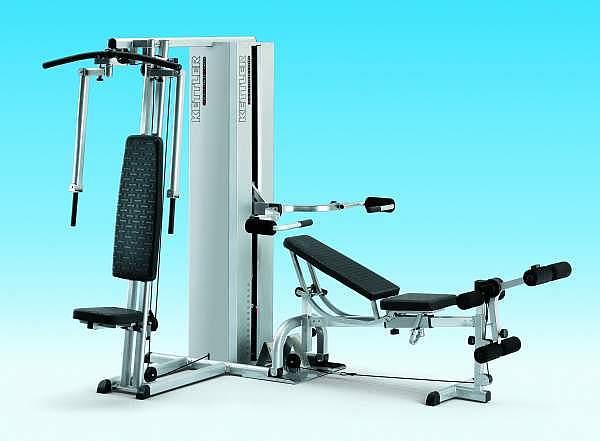 Kettler Multi-Fitness-Center mit Beinpresse günstig kaufen