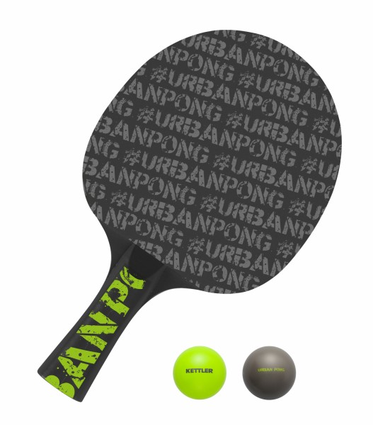 Tischtennisschläger UrbanPong