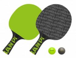 Tischtennisschläger Set UrbanPong  jetzt online kaufen