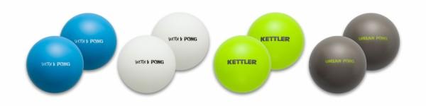 Kettler Tischtennisball Set Urban