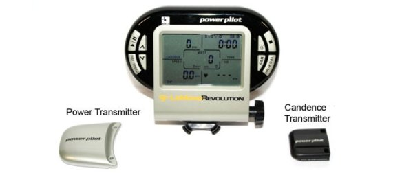 LeMond Pilot Revolution Trainingscomputer